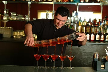 Learn behind an actual bar from our qualified instructors at the Mixology Wine Institute of Greater Philadelphia!