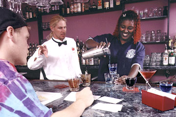 The International Bartending School has been training Detroit area bartenders for over 12 years in the same location!