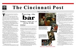 Professional Bartending School of Cincinnati, OH